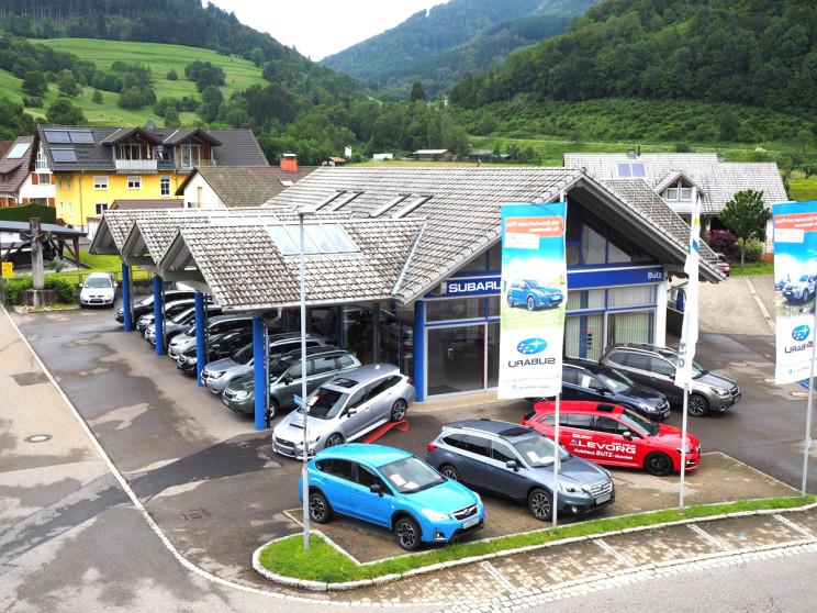 Gebäude Autohaus Butz