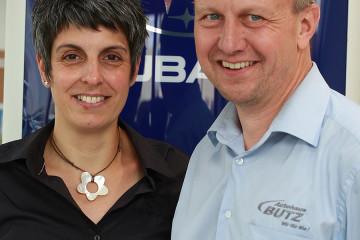 Frau und Herr Butz