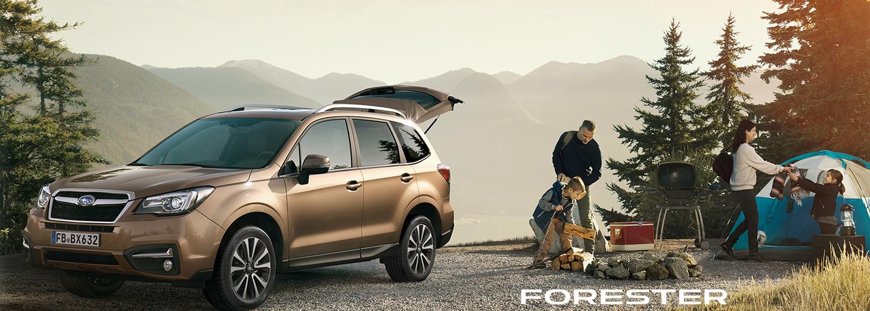 Subaru Forester SUV Allradantrieb