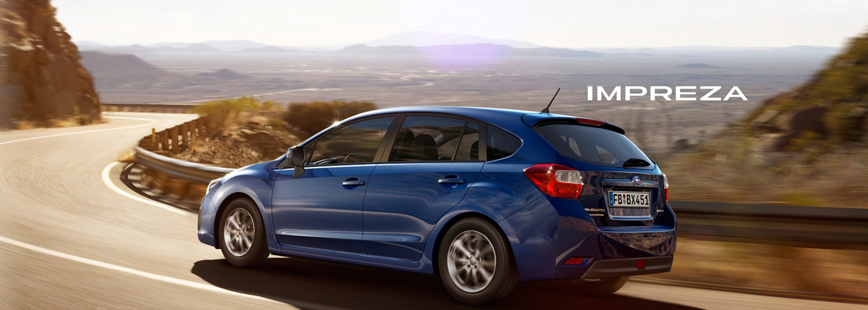 Subaru Impreza Familienauto mit Allradantrieb und Boxermotor