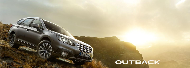 Subaru Outback 2015 Kombi Allrad SUV