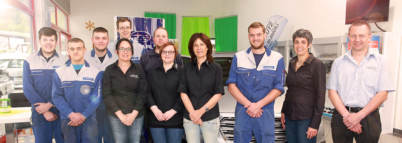Team Autohaus Butz